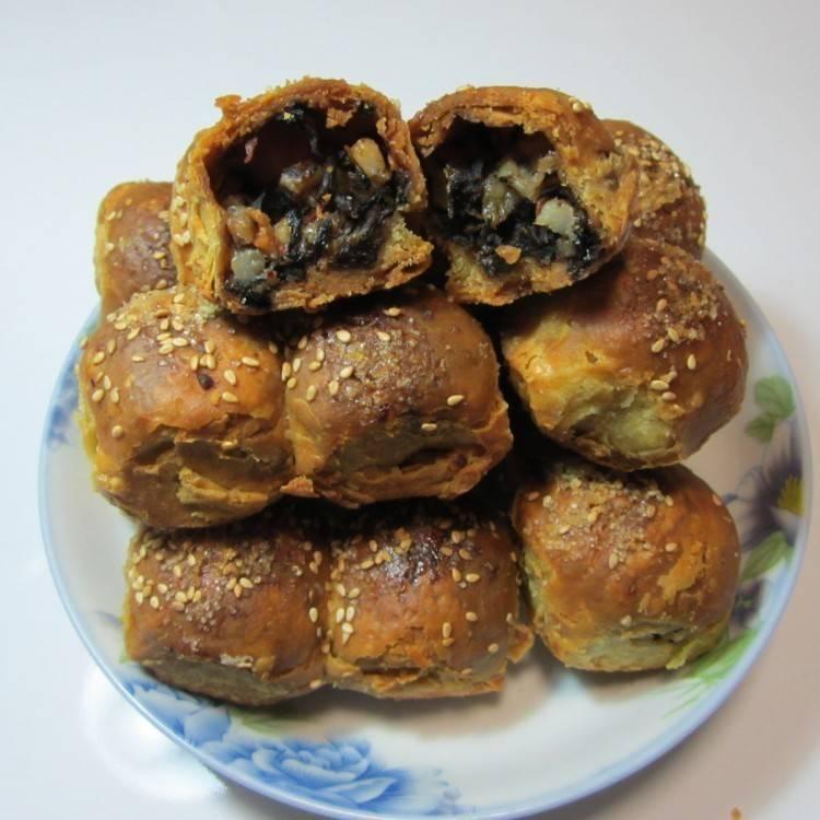 千岛湖姜家烧饼图片
