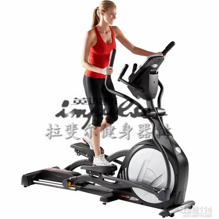 英派斯 家用健身器材 电磁控 椭圆机 椭圆健身车 太空漫步机 正品实体