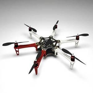 多翼飞行器 云台摄像头 高清航拍遥控飞机 无人机 简单易上手